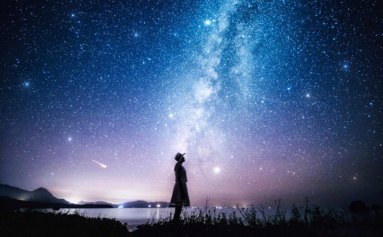 石垣島で星空撮影